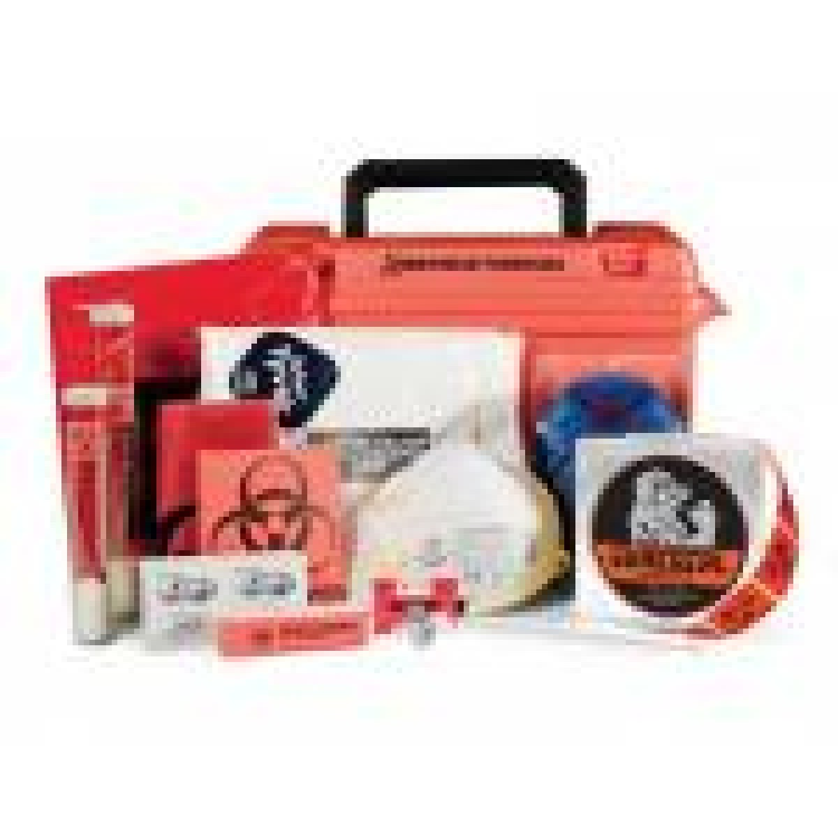 Shop Now Master Biohazard Kit Specialized Forensic Kits Forensics
