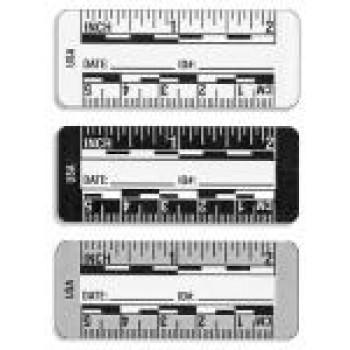 "2""/5cm Adhesive Scales"