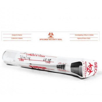 Blood Tube Specimen Security Seal