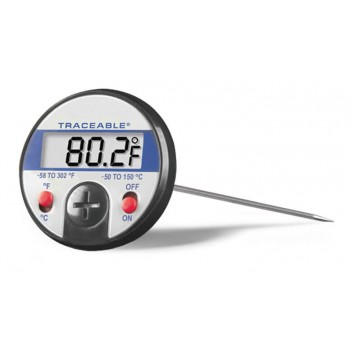 Traceable Digital Dial Thermometer