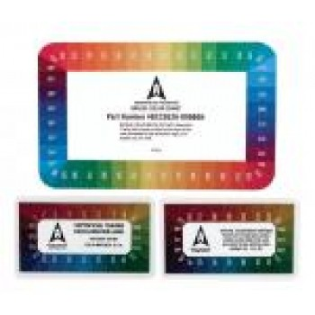 Superficial Trauma Discoloration Cards