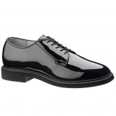 GLOSS DUTY OXFORD Men's Black High Gloss Oxford Shoe