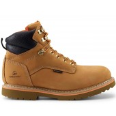 "CLASSIC LITE 6"" Men's Tan Waterproof Composite Toe Work Boot"