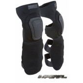 Neoprene Knee/Shin Guards w/ Non-slip knee caps