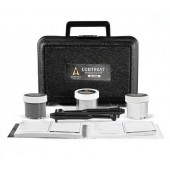 Contrast Fingerprint Kit With Magnetic Powder