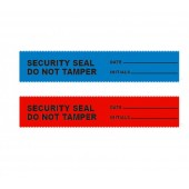 "SealGuard Labels - ""Security Seal Do Not Tamper"""