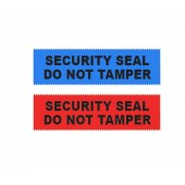 "SealGuard™ Labels - ""Security Seal Do Not Tamper"" - Small"