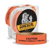 SealGuard™ Caution Labels - Evidence Chemically Treated Handle With Gloves