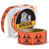 SealGuard™ Biohazard Square Label