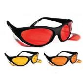 Nylon Wraparound Style Goggles