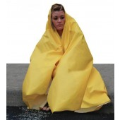 Premium Yellow Emergency Blanket