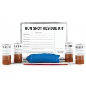 Gun Shot Residue (GSR) Kit - In Plastic Case