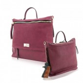 APHRODITE CONCEALED CARRY PURSE: WINE