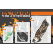 Nylon Heat Seal Arson Evidence Collection Bags