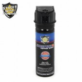 Lab Certified Streetwise18 Pepper Spray 3 oz FLIP TOP