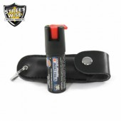 Lab Certified Streetwise 18 Pepper Spray 1/2 oz SOFTCASE Case