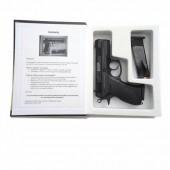 Hand Gun Hider Book Safe