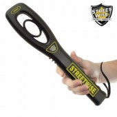 Streetwise Handheld Metal Detector
