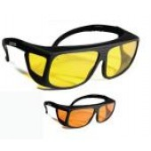 Nylon Frame Fit-Over Goggles