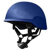 HelmPro™ PAS-TAC Level IIIa Ballistic Combat Helmet (Navy Blue)