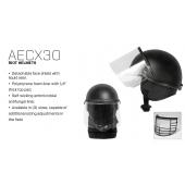 AECX30 Riot Helmet
