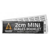 SureSeal™ 2cm Adhesive Photo Scales Booklet