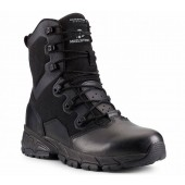 TAC ELITE Men's Black Waterproof Tactical Boot with Zipper