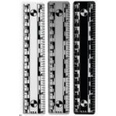 "Vinyl Photo Documentation Ruler - 6""/15cm"