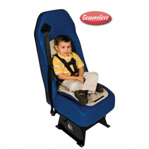 EVS 1880 Hi-Bac Advanced Seamless Child Safety Seat