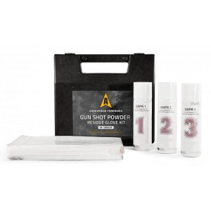 Gun Shot Powder Residue Kit