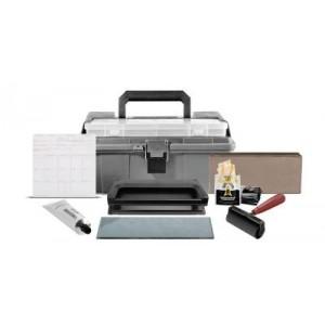 Ink Slab & Roller Compact Fingerprint Kit