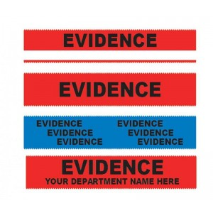 "SealGuard Labels with ""Evidence"" Imprint"