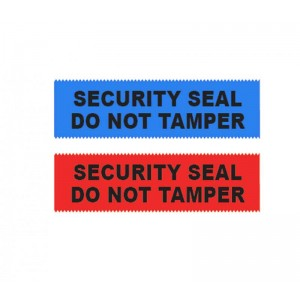 "SealGuard™ Labels - ""Security Seal Do Not Tamper"""