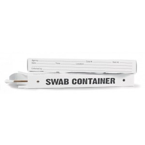 Single Swab Container