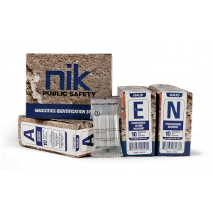 NIK® Presumptive Drug Test Pouch Kits