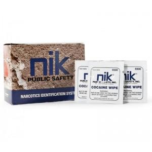 NIK® - Cocaine ID swabs