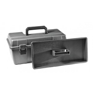 Storage Case With Tray