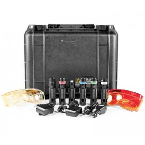 Reveal Forensic Field Light Kit and Accessories