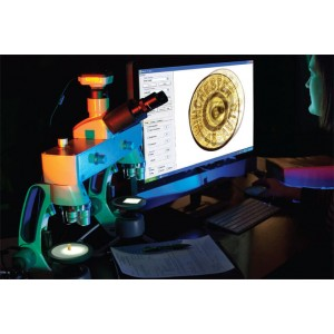 M3F Forensic Comparison Microscope