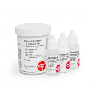 Phenolphthalein Blood Test Kit
