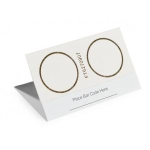 FTA® Mini Card 2 spot (100/pk)
