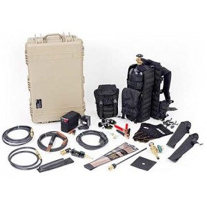 TACTICAL CUTTING TORCH KITS. PC/TACMOD1. (PC/TACMOD2 Export Version) - Backpacked Breaching Torch