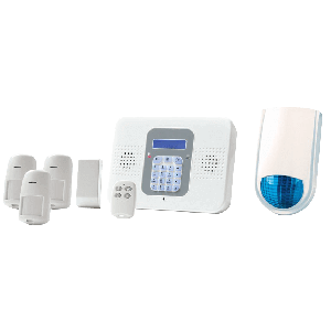 Wireless Intrusion Alarm Kit