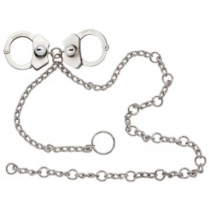 peerless High Security - Waist Chain - Nickel Finish