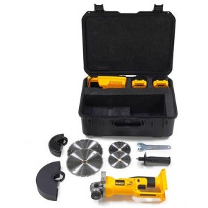 Broco 60V Mini Breaching Saw Kit