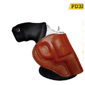 Rotating Open Top Paddle Holster