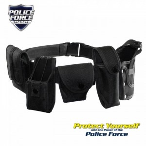 Police Force Duty Belt