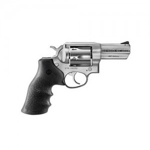Ruger's GP100 Double-Action